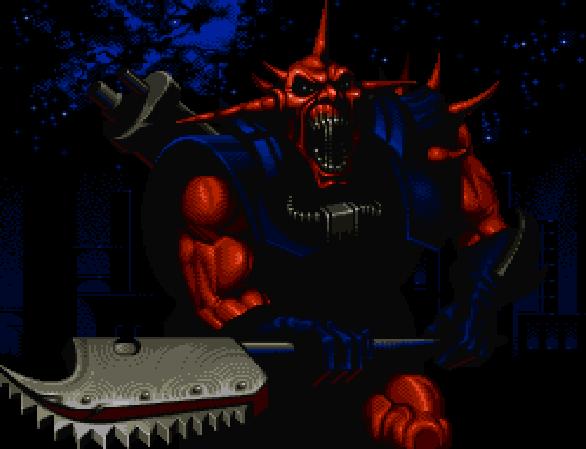 Doom Troopers 1 Xtreme Retro SNES