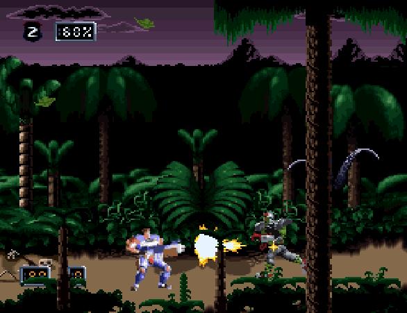 Doom Troopers 3 Xtreme Retro SNES