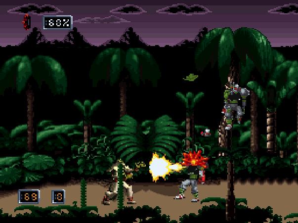 Doom Troopers 4 Xtreme Retro SNES