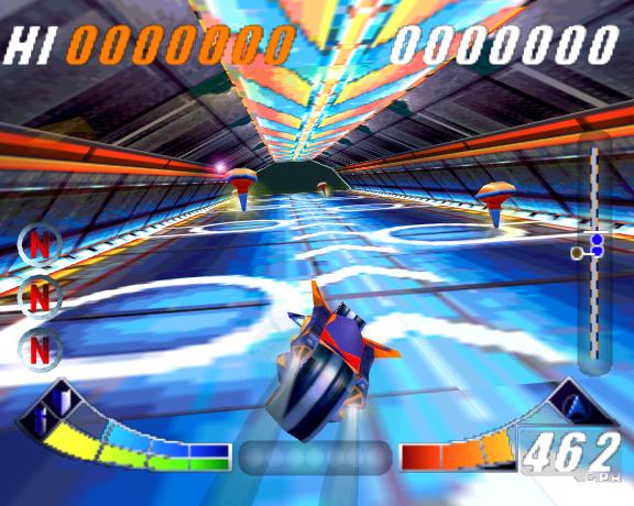 Extreme G2 N64 Xtreme Retro 3