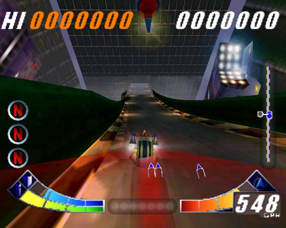 Extreme G2 N64 Xtreme Retro 4