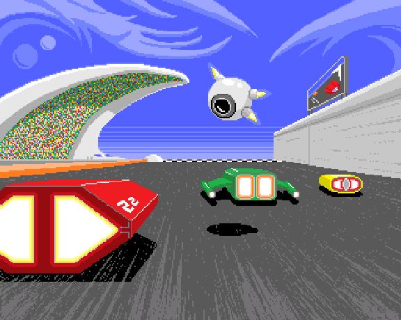 F-Zero X Nintendo 64 Pixel Art Xtreme Retro