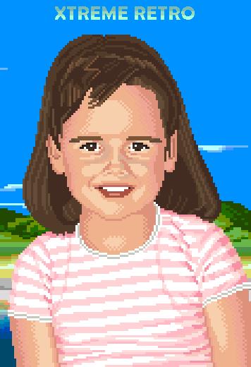 Lectora Hobby Consolas Pixel Art Xtreme Retro
