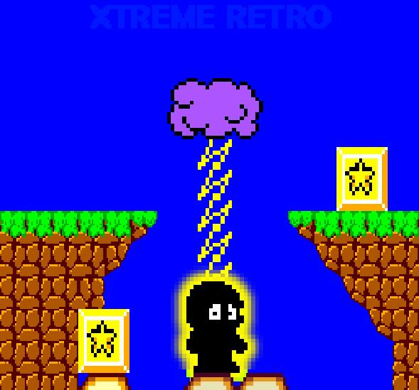 Alex Kidd in Miracle World Master System Pixel Art Xtreme Retro Sega 2