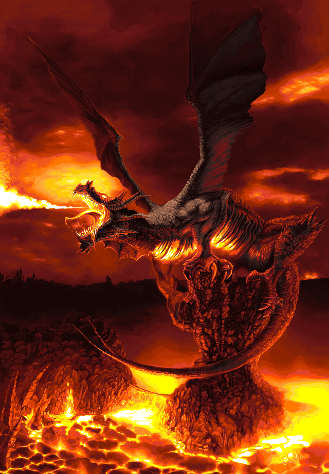 Dragon Valor Namco Pixel Art Xtreme Retro PSOne RPG