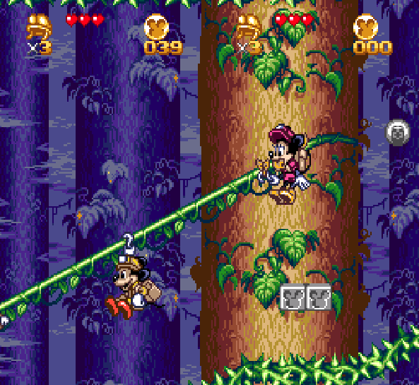 Great Circus Mystery SNES MEga Drive Xtreme Retro Capcom 1
