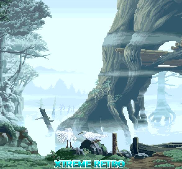 Myst PSP Xtreme Retro Pixel Art
