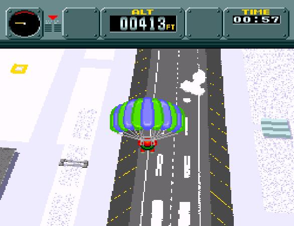Pilotwings SNES Pixel Art Xtreme Retro Modo 7 1