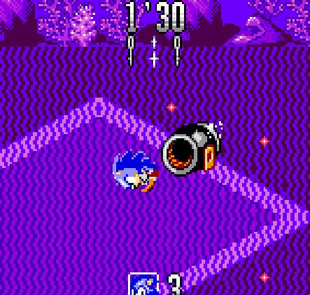 Sonic Labyrinth Sega Game Gear Xtreme Retro 10