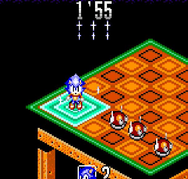 Sonic Labyrinth Sega Game Gear Xtreme Retro 2