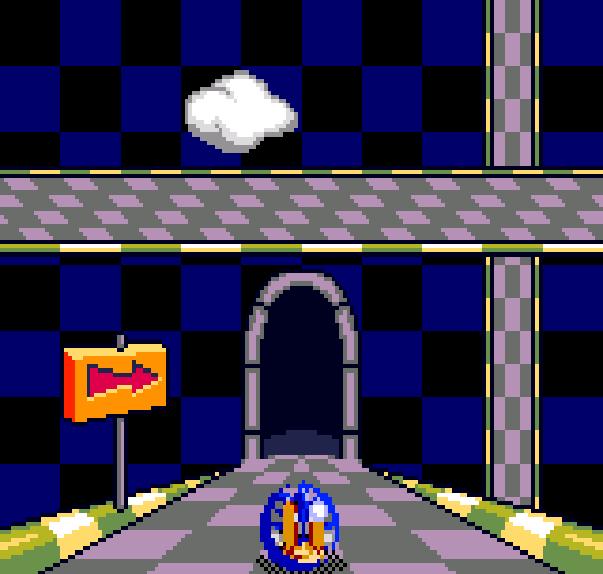 Sonic Labyrinth Sega Game Gear Xtreme Retro 3