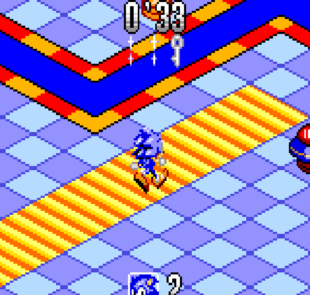 Sonic Labyrinth Sega Game Gear Xtreme Retro 4