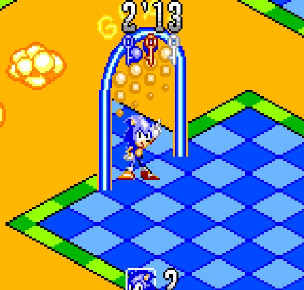 Sonic Labyrinth Sega Game Gear Xtreme Retro 6
