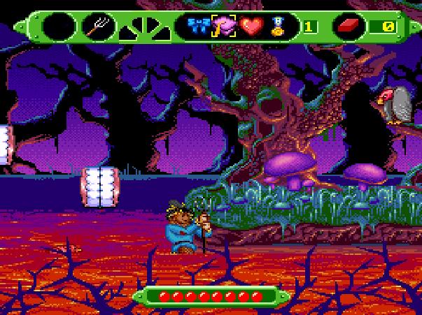 The Wizard of Oz SNES Xtreme Retro 5
