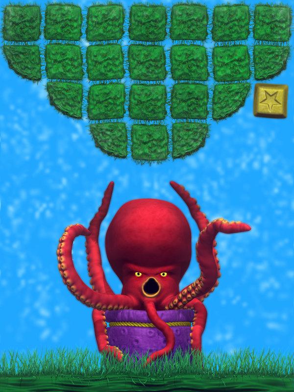 alex_kidd_in_miracle_world___octopus_by_iagoandrew-d6q1x2x