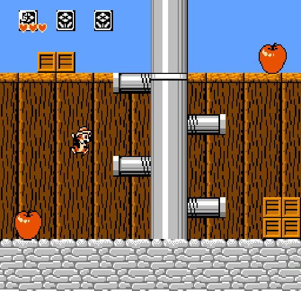 Chip & Dale Rescue Rangers NES Xtreme Retro