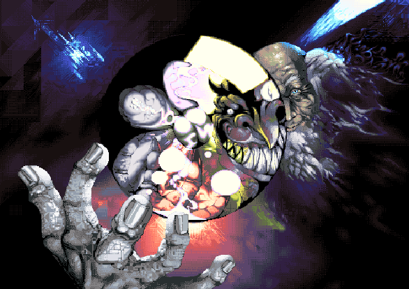 Holy Striker Super Famicom Pixel Art Xtreme Retro Header