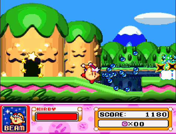 Kirby SuperStar SNES Nintendo Xtreme Retro 2