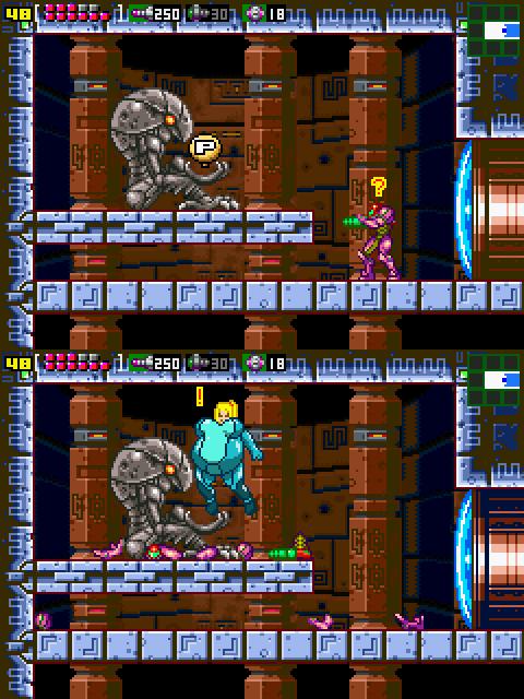 Metroid Fusion Pixel Art GBA Nintendo Xtreme Retro Funny Super Mario World Item