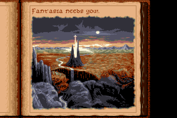 Never Ending Story II Arcade Game Xtreme Retro I