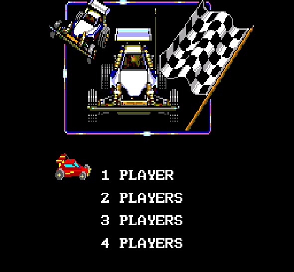 RC Grand Prix Master System Xtreme Retro 1