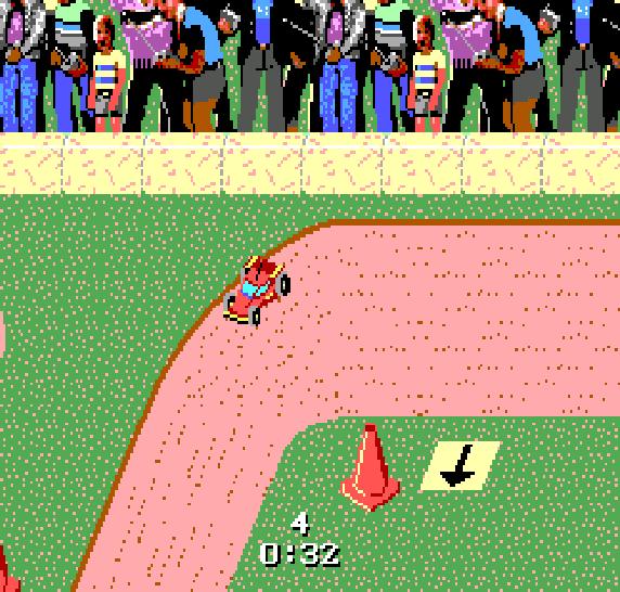 RC Grand Prix Master System Xtreme Retro 5