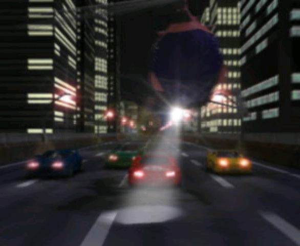 Ray Tracers Taito PSOne Xtreme Retro 1