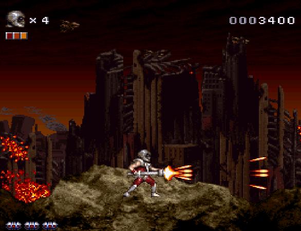 Rendering Ranger R2 SNES Xtreme Retro 1