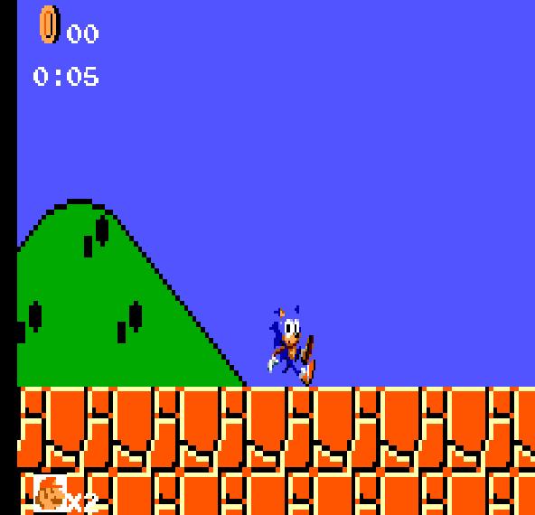 Sonic 2 LD Master System Xtreme Retro 10
