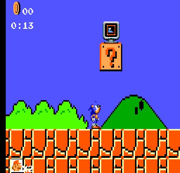 Sonic 2 LD Master System Xtreme Retro 11