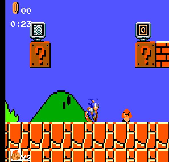 Sonic 2 LD Master System Xtreme Retro 12
