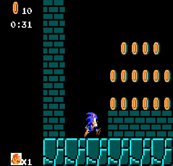 Sonic 2 LD Master System Xtreme Retro 15