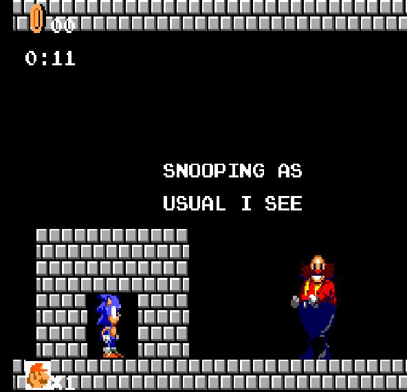 Sonic 2 LD Master System Xtreme Retro 16