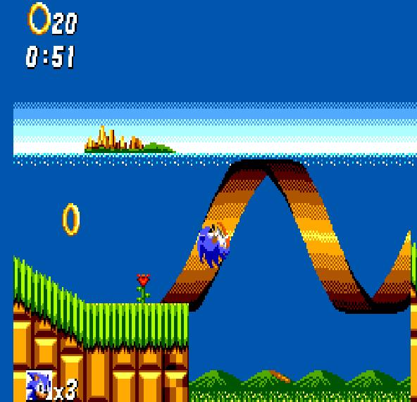 Sonic 2 LD Master System Xtreme Retro 17