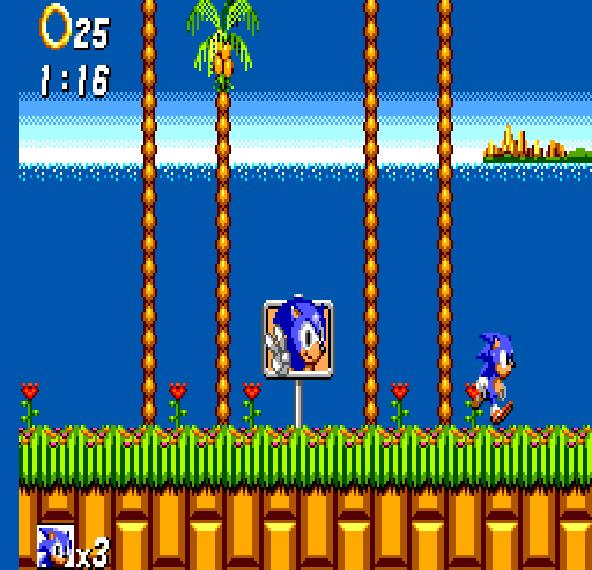 Sonic 2 LD Master System Xtreme Retro 19