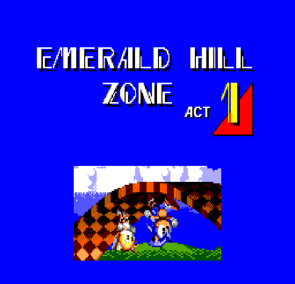 Sonic 2 LD Master System Xtreme Retro 5