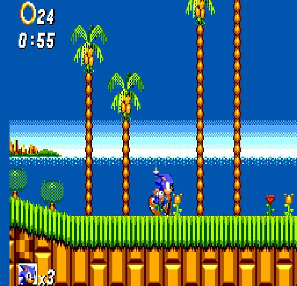 Sonic 2 LD Master System Xtreme Retro 6