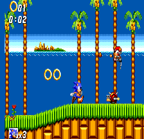 Sonic 2 LD Master System Xtreme Retro 7