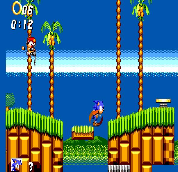Sonic 2 LD Master System Xtreme Retro 8