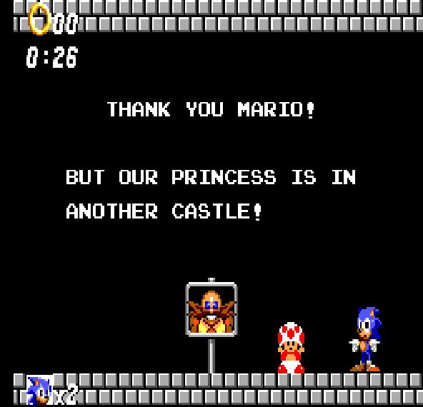 Sonic 2 LD Master System Xtreme Retro 9