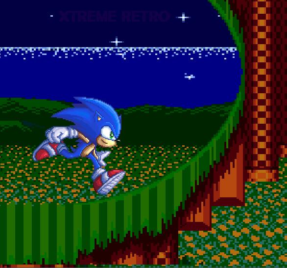 Sonic 2 Sega Pixel Art Xtreme Retro 1 Mega Drive Sega Genesis