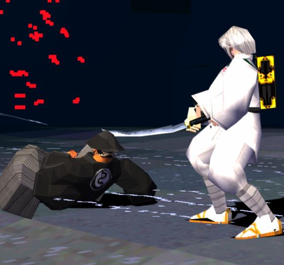 Bushido Blade 2 Squaresoft PSX Xtreme Retro 12