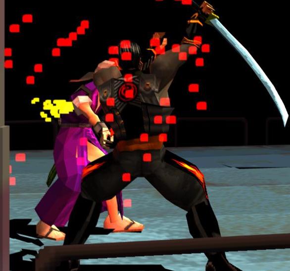 Bushido Blade 2 Squaresoft PSX Xtreme Retro 4