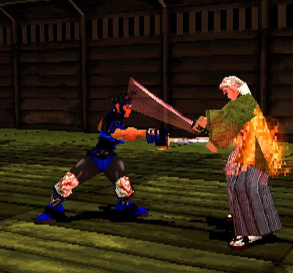 Bushido Blade Squaresoft PSOne Xtreme Retro 2