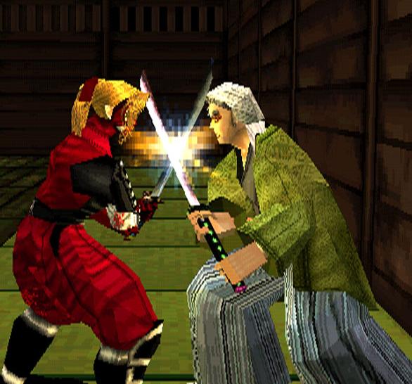 Bushido Blade Squaresoft PSOne Xtreme Retro 3