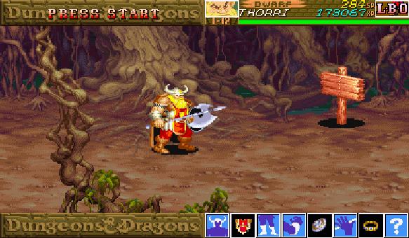 Dungeon & Dragons Capcom Arcade Xtreme Retro 13
