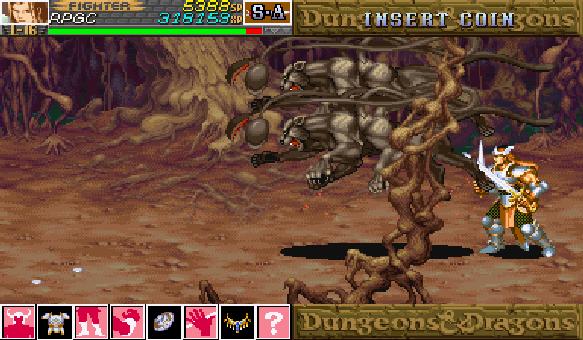 Dungeon & Dragons Capcom Arcade Xtreme Retro 4