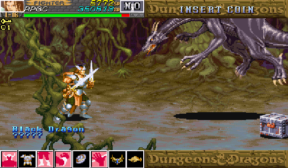 Dungeon & Dragons Capcom Arcade Xtreme Retro 6