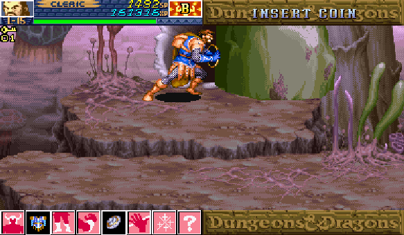 Dungeon & Dragons Capcom Arcade Xtreme Retro 8