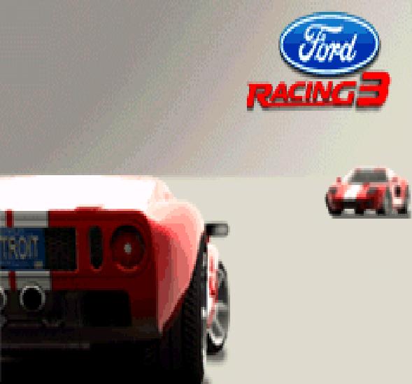 Ford Racing 3 GBA Xtreme Retro 1
